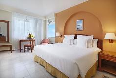 Habitación Romance del Hotel Hotel Occidental Tucancún