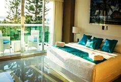 Habitación Estándar Vista a la Laguna Una Cama King del Hotel Hotel Ocean Dream BPR
