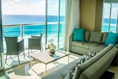 Habitación Suite Una Recámara con Vista al Mar del Hotel Hotel Ocean Dream BPR