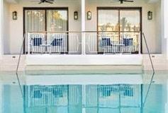 Habitación Eden Junior Suite Swim Up del Hotel Hotel Ocean Riviera Paradise All Inclusive