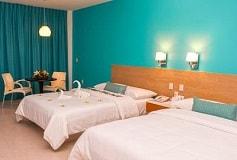Habitación Estándar Premium Vista a la Ciudad del Hotel Hotel Océano Palace Mazatlán