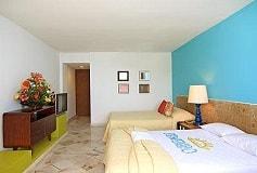 Habitación Estándar Vista a la Ciudad del Hotel Hotel Océano Palace Mazatlán