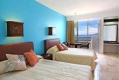 Habitación Vista al Mar All Inclusive del Hotel Hotel Océano Palace Mazatlán