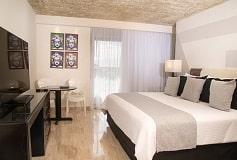 Habitación Standard del Hotel Hotel Oh Cancún The Urban Oasis