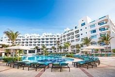 Habitación Gran Junior Suite  del Hotel Hotel Panamá Jack Resorts Gran Caribe Cancún