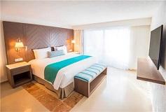 Habitación Gran Master Suite de Una Habitación del Hotel Hotel Panamá Jack Resorts Gran Caribe Cancún