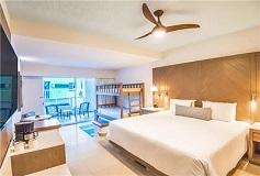 Habitación Junior Suite Familiar del Hotel Hotel Panamá Jack Resorts Gran Caribe Cancún