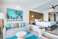 Habitación Junior Suite del Hotel Hotel Panamá Jack Resorts Gran Caribe Cancún