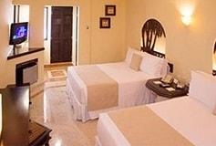 Habitación Estándar del Hotel Hotel Panama Jack Resorts Gran Porto Playa del Carmen