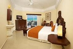 Habitación Junior Suite Frente al Mar del Hotel Hotel Panama Jack Resorts Gran Porto Playa del Carmen