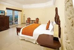 Habitación Junior Suite Vista al Mar del Hotel Hotel Panama Jack Resorts Gran Porto Playa del Carmen