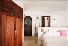 Habitación Casita Frente al Mar con Piscina del Hotel Hotel Papaya Playa