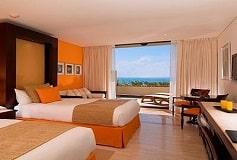 Habitación Paradisus Junior Suite Vista al Oceano del Hotel Hotel Paradisus Cancún Resort by Meliá