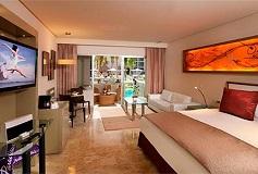 Habitación Paradisus Junior Suite Swim Up del Hotel Hotel Paradisus Playa del Carmen La Esmeralda by Melia