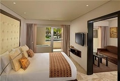 Habitación One Bedroom Master Suite Swim Up Concierge del Hotel Hotel Paradisus Playa del Carmen La Esmeralda