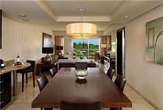 Habitación One Bedroom Master Suite del Hotel Hotel Paradisus Playa del Carmen La Esmeralda