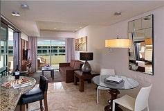Habitación One Bedroom Suite del Hotel Hotel Paradisus Playa del Carmen La Esmeralda