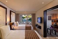 Habitación One Bedroom Suite Swim Up Royal Service del Hotel Hotel Paradisus Playa del Carmen La Perla By Meliá
