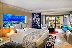 Habitación Royal Service Luxury Junior Suite Swim Up del Hotel Hotel Paradisus Playa del Carmen La Perla By Meliá