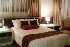 Habitación Master Suite Una Cama del Hotel Hotel Park Nilo