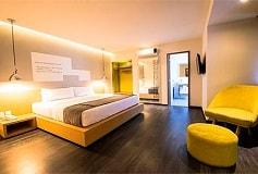 Habitación Master Suite del Hotel Hotel Perla Central