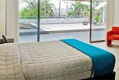 Habitación Senor Suite del Hotel Hotel Residencial Playa Hornos Acapulco
