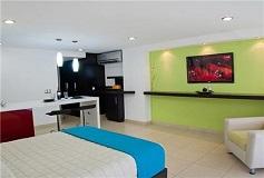 Habitación Suite del Hotel Hotel Residencial Playa Hornos Acapulco