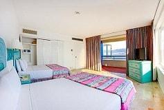 Habitación Bahía Suite Vista Frontal al Mar del Hotel Hotel Playa Suites Acapulco