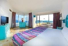 Habitación Suite Dos Recamaras Bahía del Hotel Hotel Playa Suites Acapulco