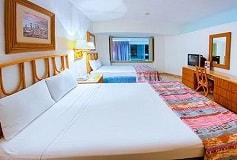 Habitación Super Saver Plan Europeo del Hotel Hotel Playa Suites Acapulco