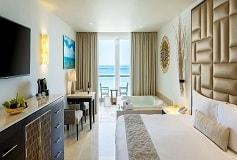 Habitación Concierge Level del Hotel Hotel Playacar Palace