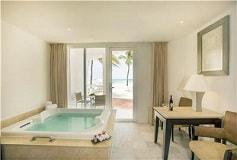Habitación Sand Suite Ocean Front del Hotel Hotel Playacar Palace