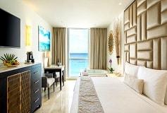 Habitación Superior Deluxe Vista al Mar del Hotel Hotel Playacar Palace