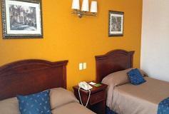 Habitación Estándar Doble del Hotel Hotel Plaza Campeche