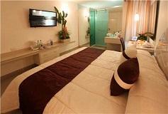 Habitación Ejecutiva King del Hotel Hotel Plaza Caribe Cancún