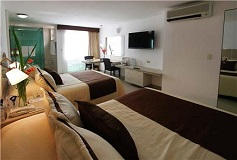 Habitación Ejecutiva del Hotel Hotel Plaza Caribe Cancún
