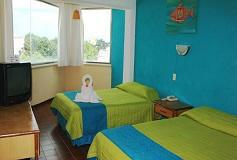 Habitación Estándar del Hotel Hotel Plaza Cozumel