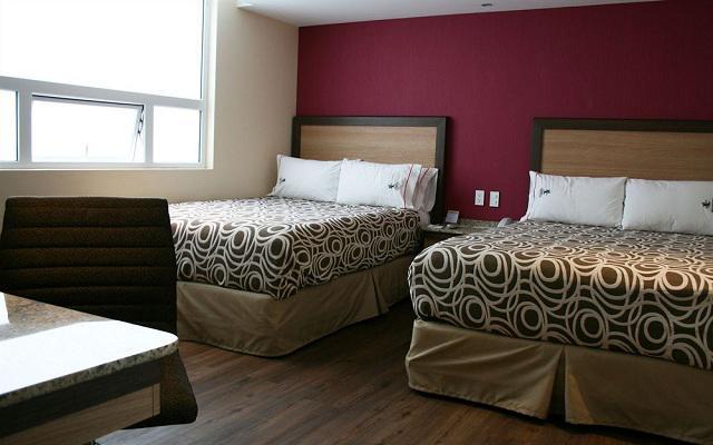 Habitación Estándar Doble No Reembolsable del Hotel Hotel Plaza Garibaldi