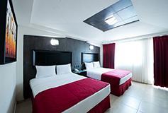 Habitación Superior Large del Hotel Hotel Portonovo Plaza Malecón Vallarta