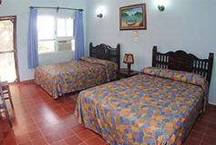 Habitación Estándar del Hotel Hotel Posada Koniapan