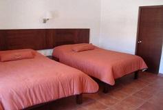 Habitación Estándar Doble No Reembolsable del Hotel Hotel Posada Santa Rita