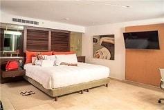 Habitación Club Vista Laguna del Hotel Hotel Presidente Intercontinental Cancún Resort