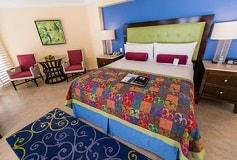 Habitación Perla Junior Suite Vista al Mar del Hotel Hotel Princess Mundo Imperial Riviera Diamante Acapulco