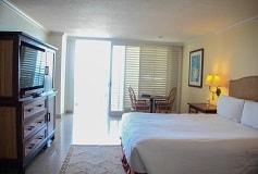 Habitación Piramide Golf View King del Hotel Hotel Princess Mundo Imperial Riviera Diamante Acapulco