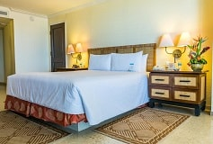Habitación Princesa Vista al Jardín King del Hotel Hotel Princess Mundo Imperial Riviera Diamante Acapulco