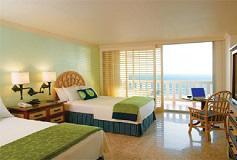 Habitación Princesa Vista al Jardín del Hotel Hotel Princess Mundo Imperial Riviera Diamante Acapulco