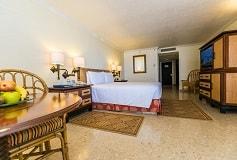 Habitación Princesa Vista al Mar King del Hotel Hotel Princess Mundo Imperial Riviera Diamante Acapulco