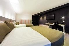 Habitación Ejecutiva Vista al Mar con Balcón del Hotel Hotel Punta Azul