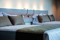Habitación Ejecutiva Vista al Mar del Hotel Hotel Punta Azul