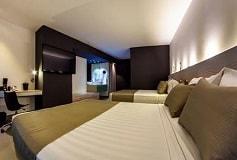 Habitación Ejecutiva Vista Boulevard del Hotel Hotel Punta Azul